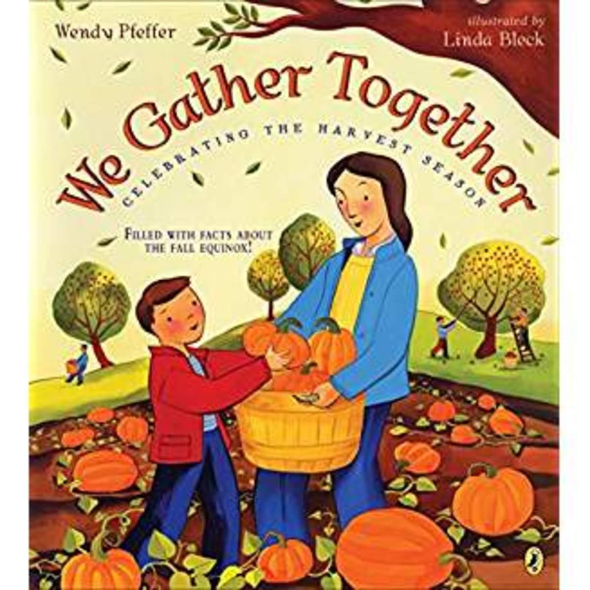 We Gather Together by Wendy Pfeffer