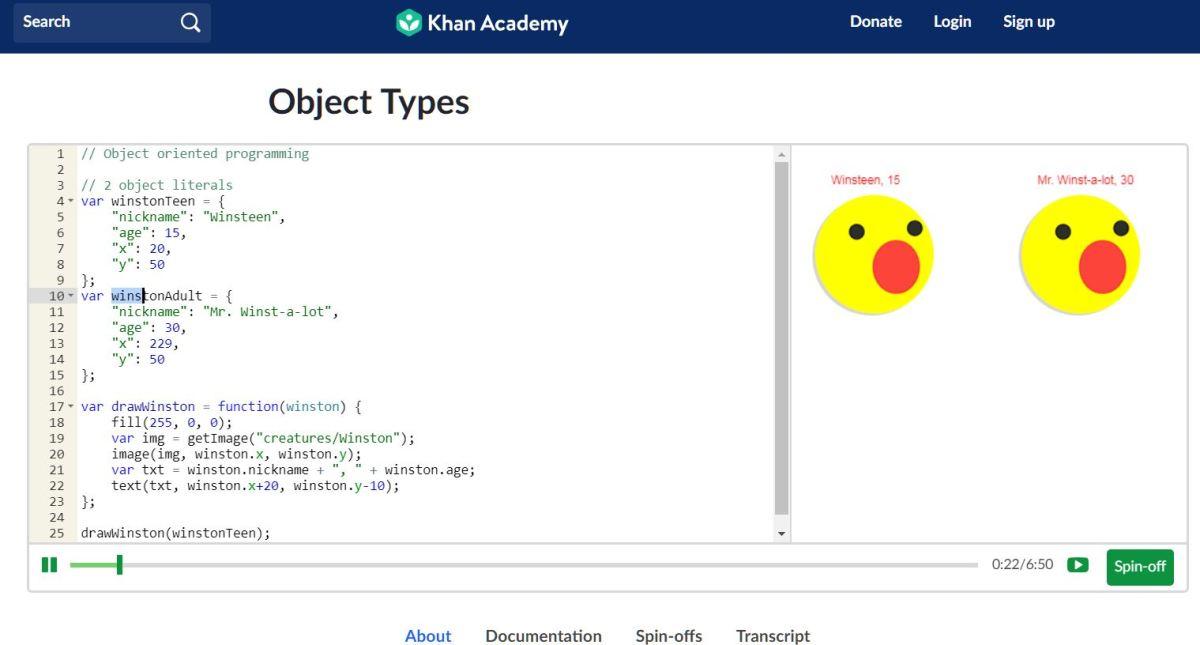 Kihan Academy Programming Course