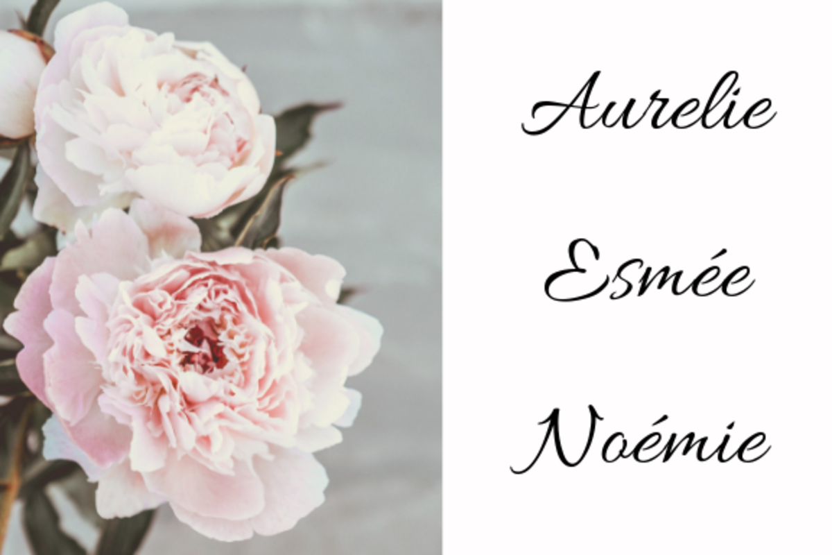 250+ Vintage, Chic, and Popular French Names for Girls