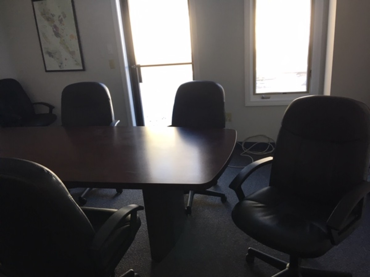 The conference room that is mostly empty, where I typically pump. I check the calendar to make sure it will be empty though when I need it!!
