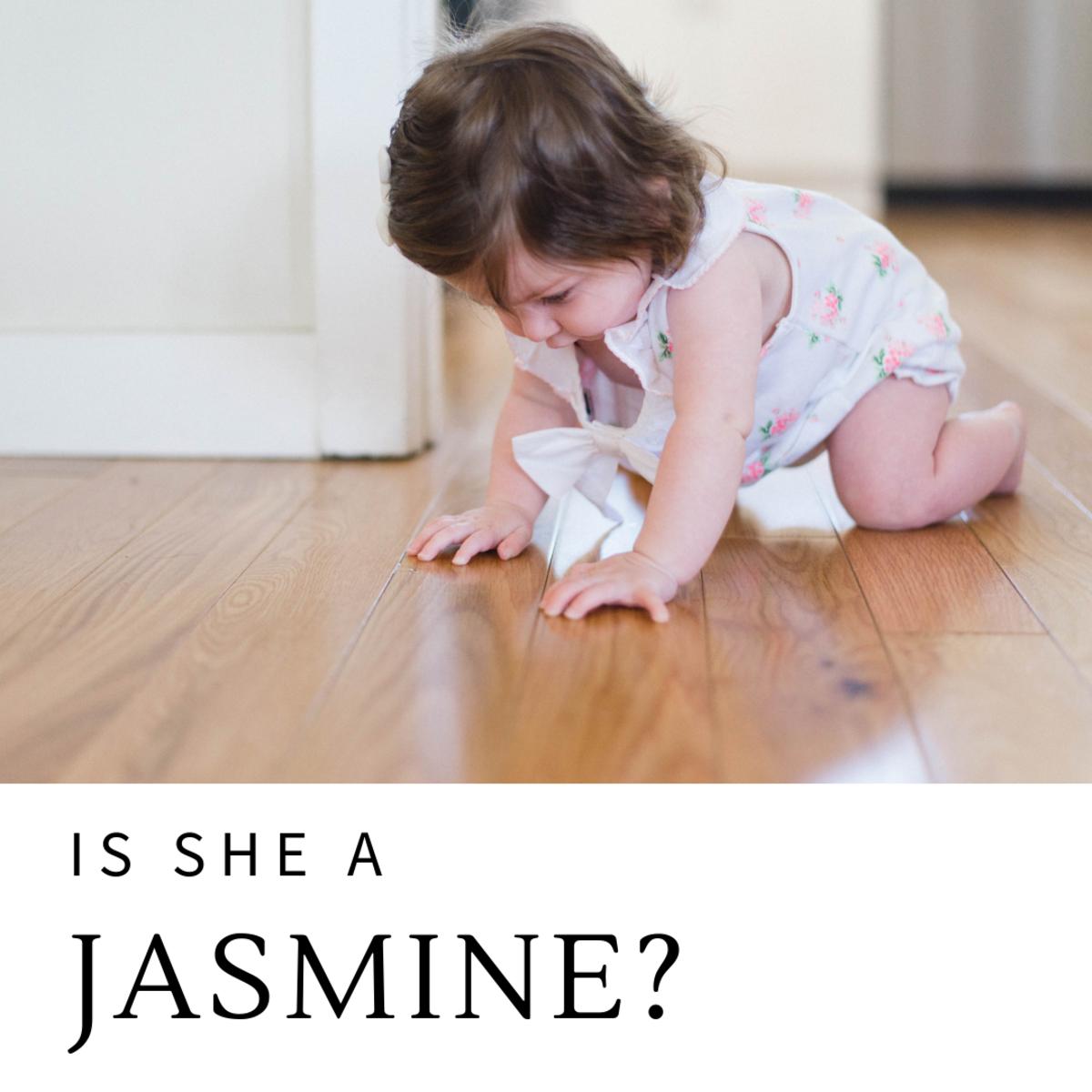 Is she a Jasmine?