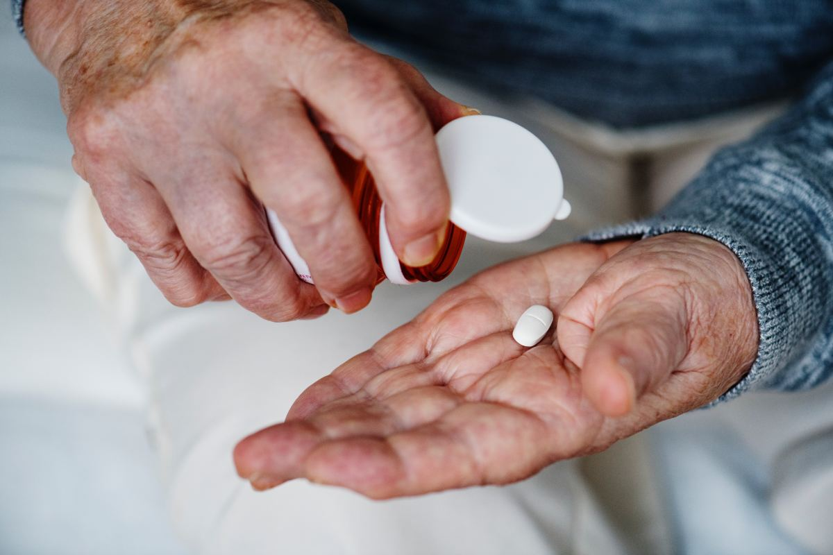 When your elderly mom or dad starts forgetting to take their medications, it may be a sign that they can no longer take care of themselves alone.
