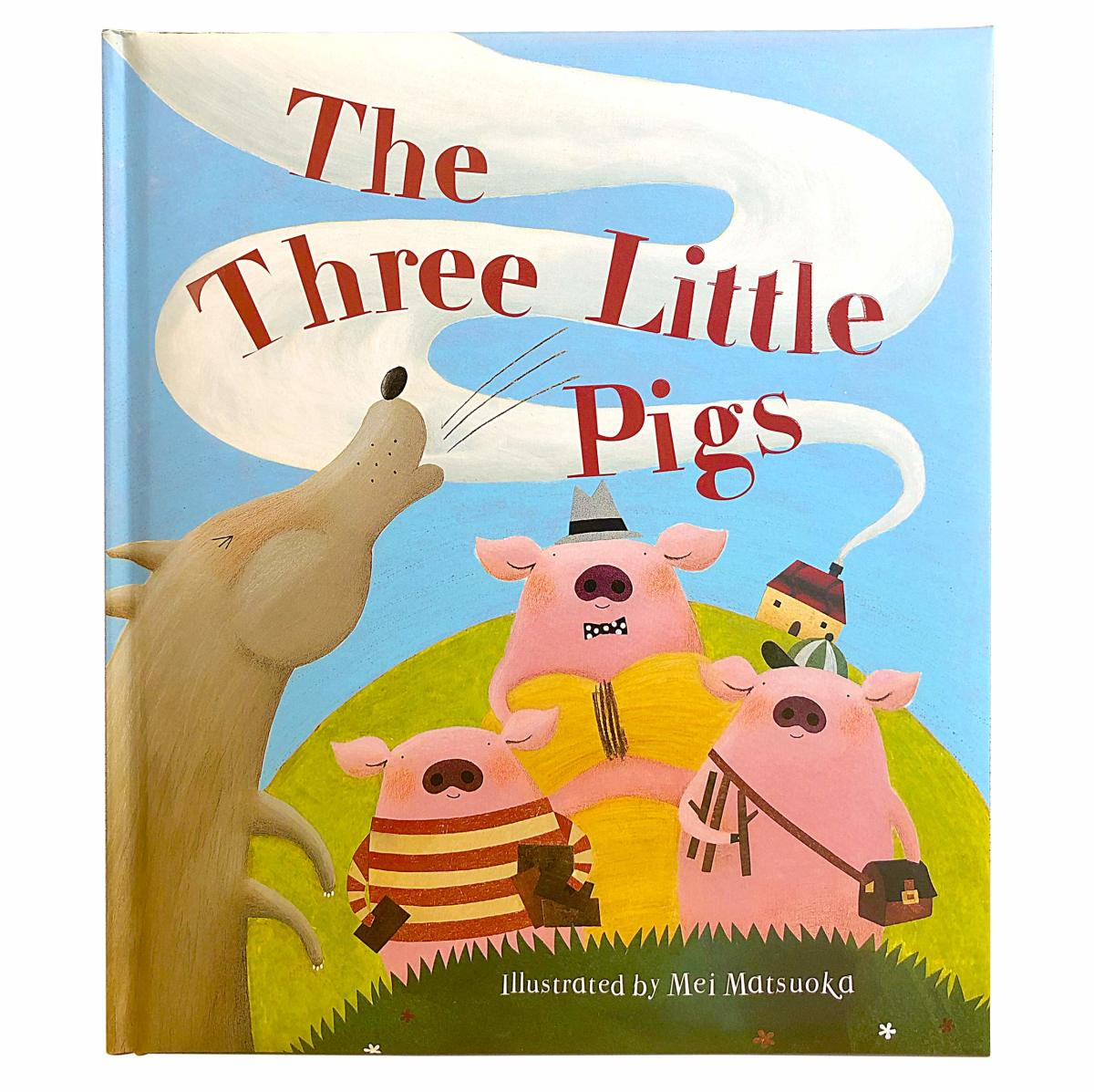 The Three Little Pigs by Mei Matsuoka