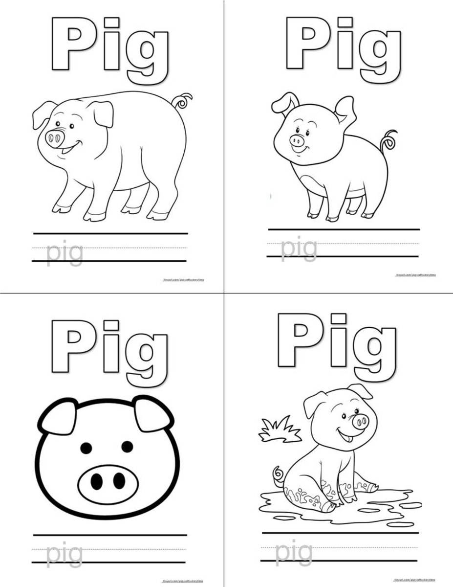 Here are examples of some coloring pages you can print off from this site. Click the orange link below to get to the pdf file.
