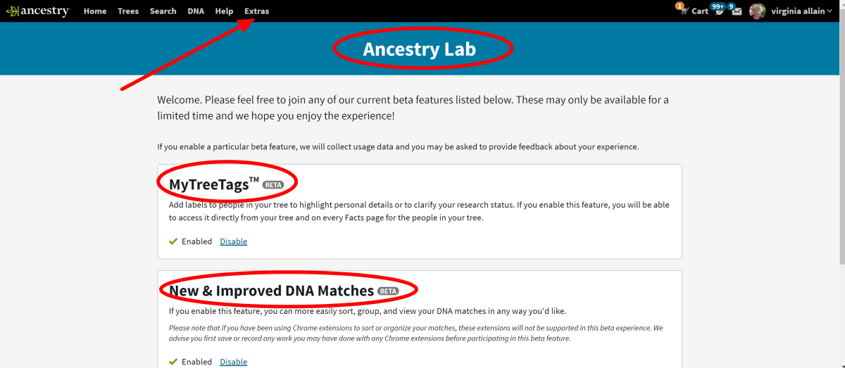 You need these new tools to get the maximum benefit from your DNA matches.