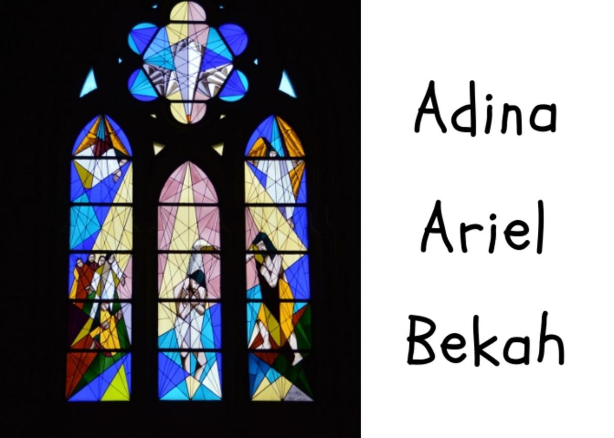 List Of Biblical Names Female