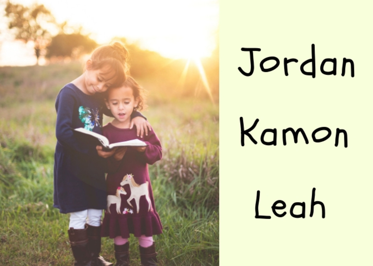 200+ Biblical Girl Names With Meanings That Will Inspire You