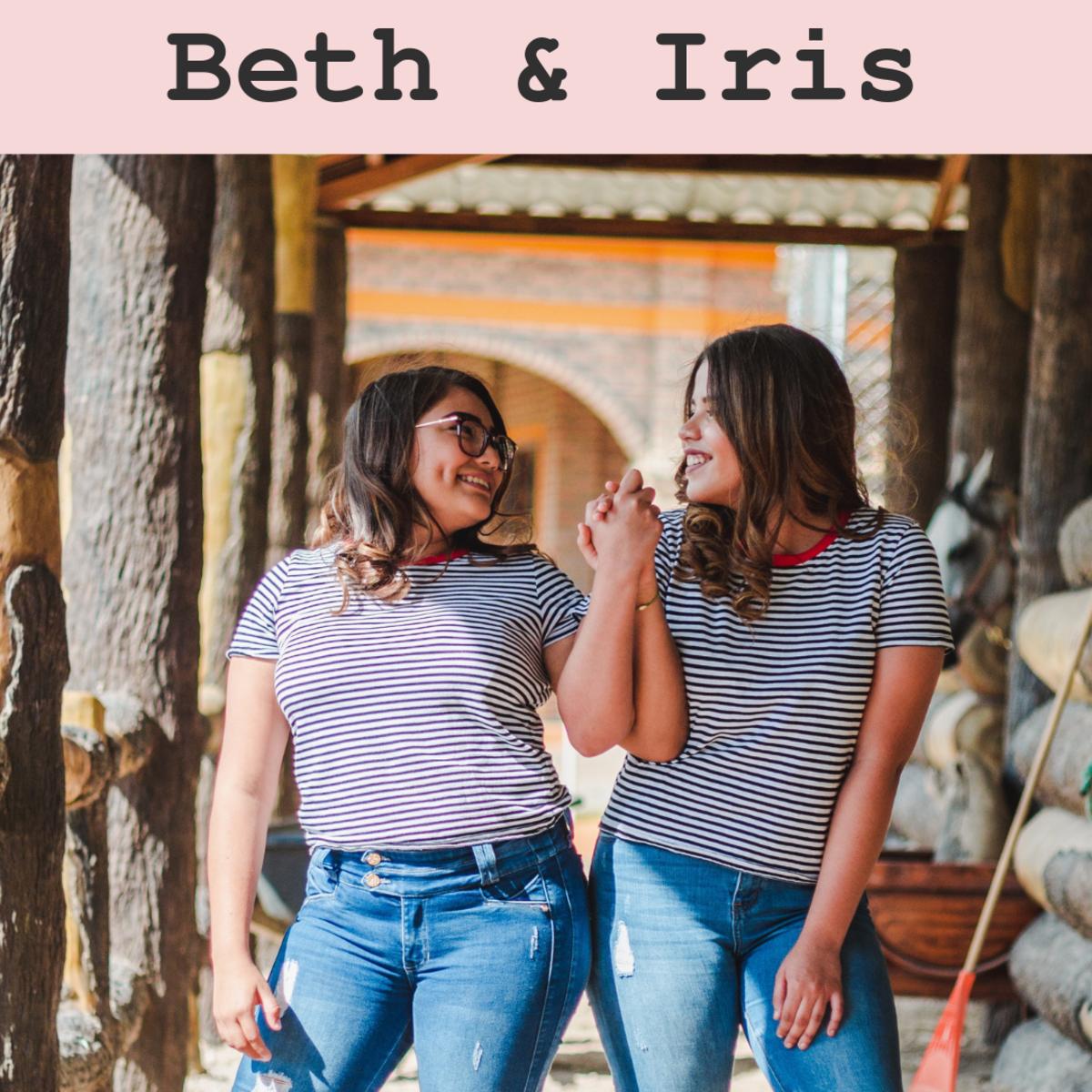 Beth & Iris