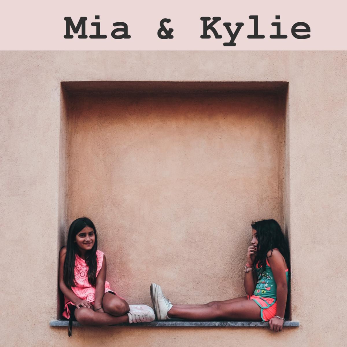 Mia & Kylie