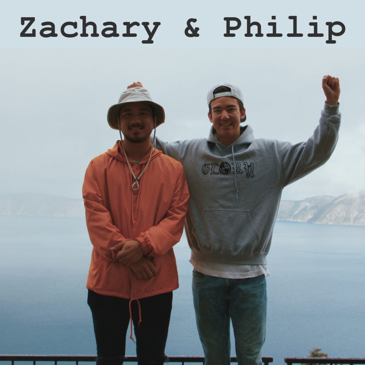 Zachary and Philip