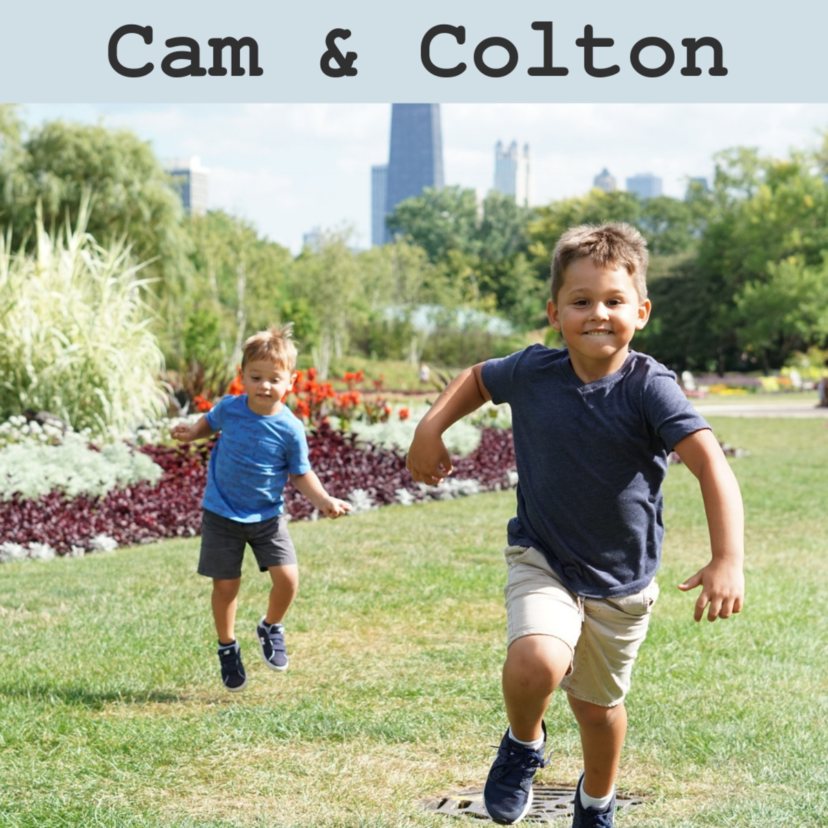 Cam and Colton