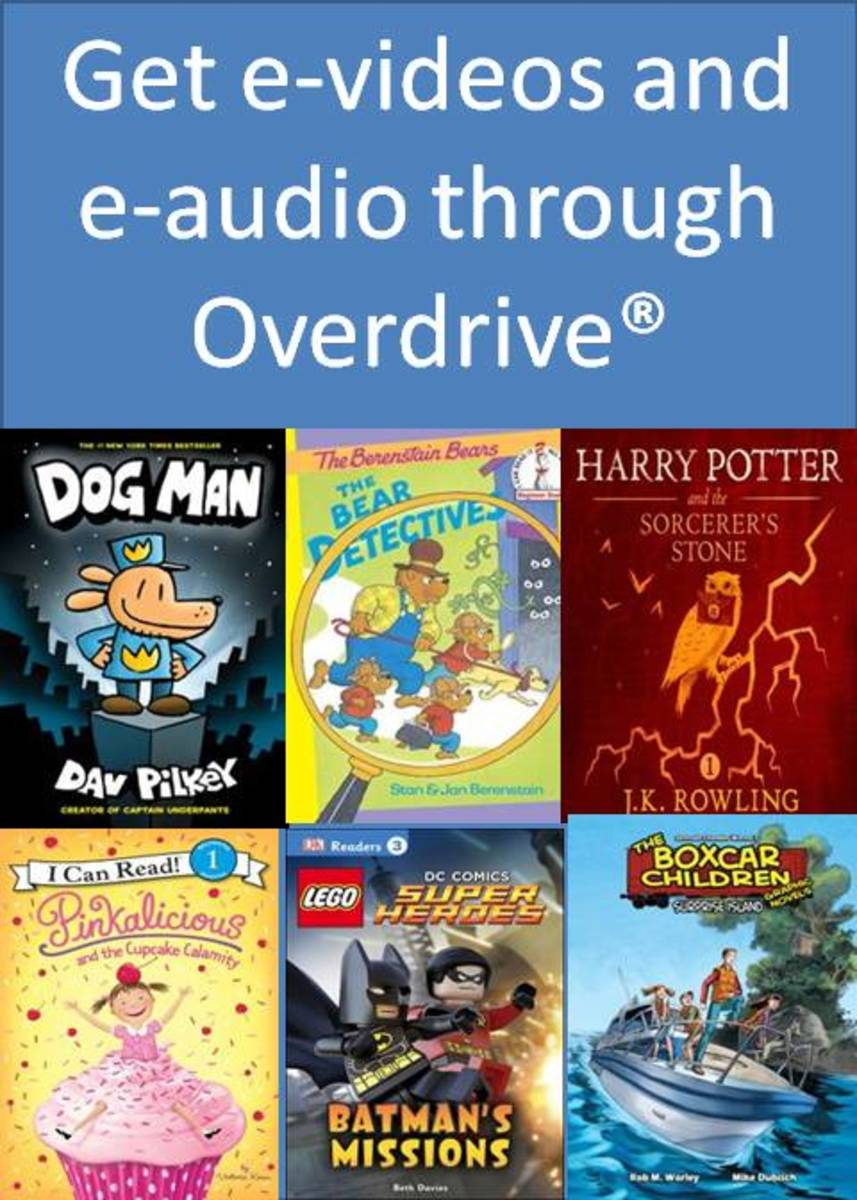 You can get a variety of books and videos through Overdrive, a service available for free through many libraries.