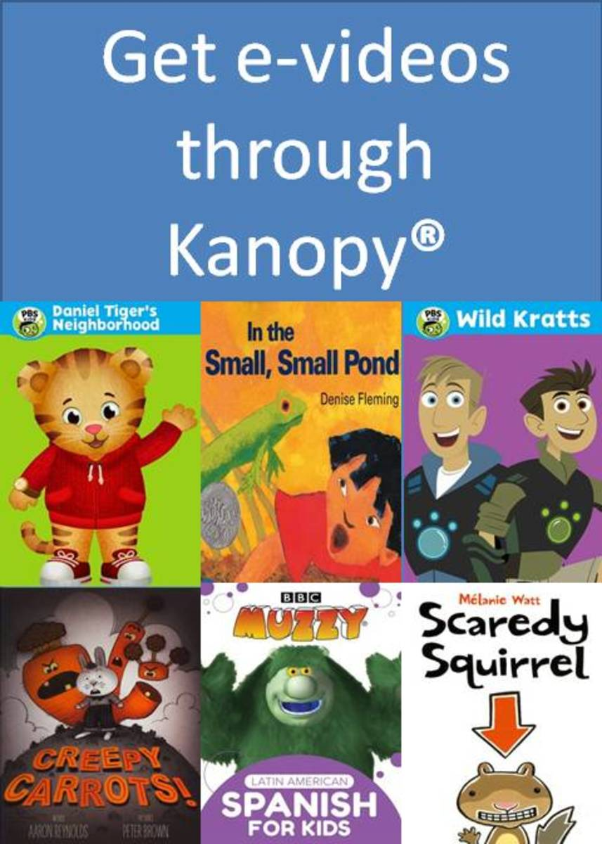 You can get a variety of books and videos through Kanopy, a service available for free through many libraries.