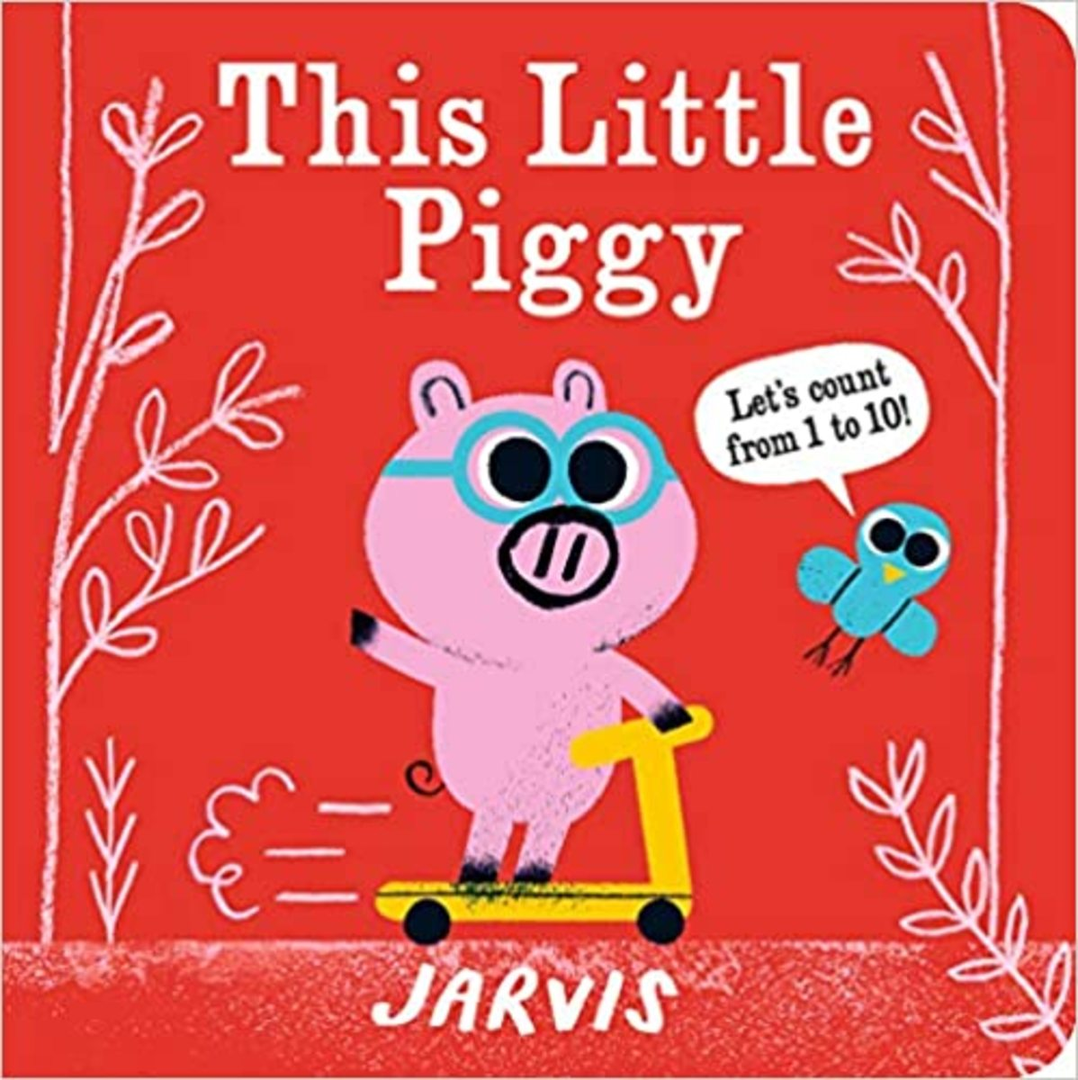 """""""This Little Piggy"""" cover"""