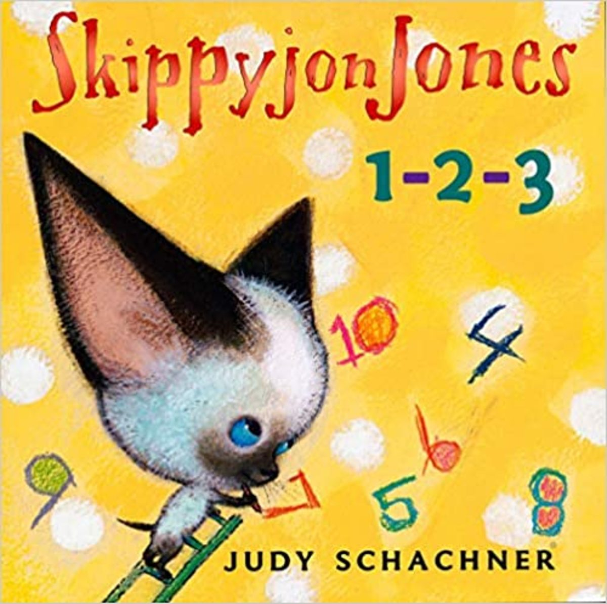 """Skippyjon Jones 1-2-3"" cover"