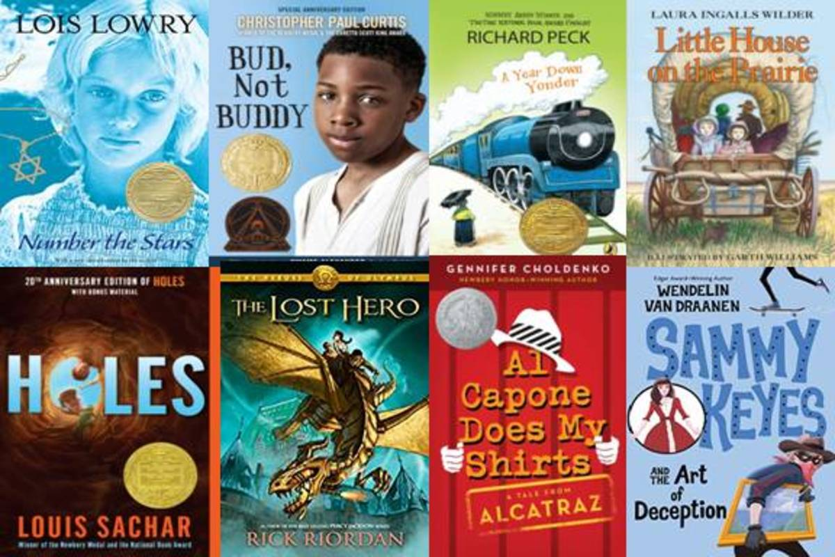 Here are some of the books available from Universal School Library.