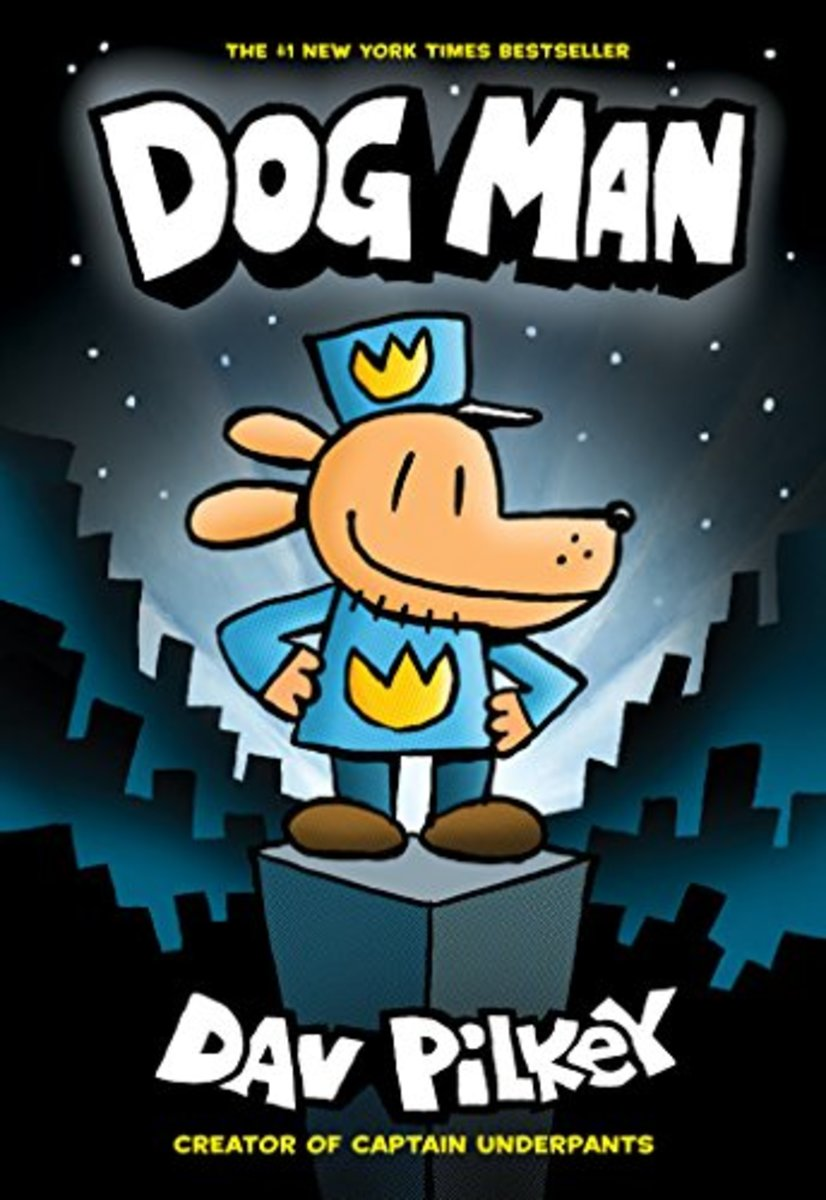 The creator of the popular Dog Man series has put together a website of activities.