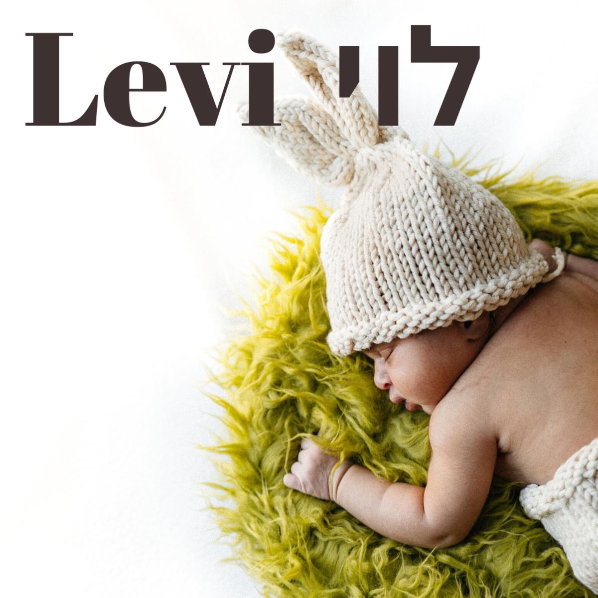 Baby Levi לוי