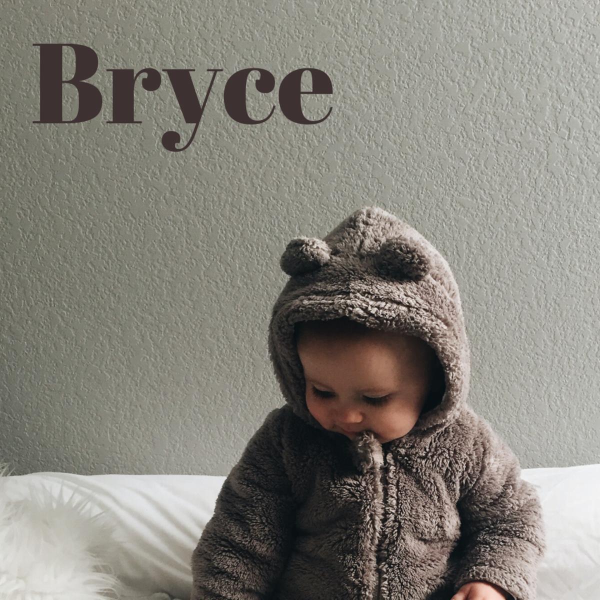 Baby Bryce