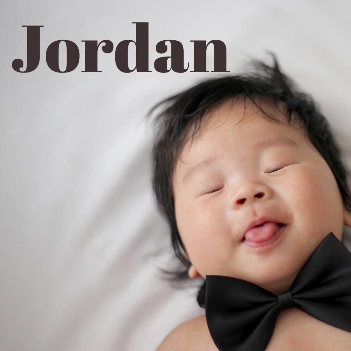 Baby Jordan