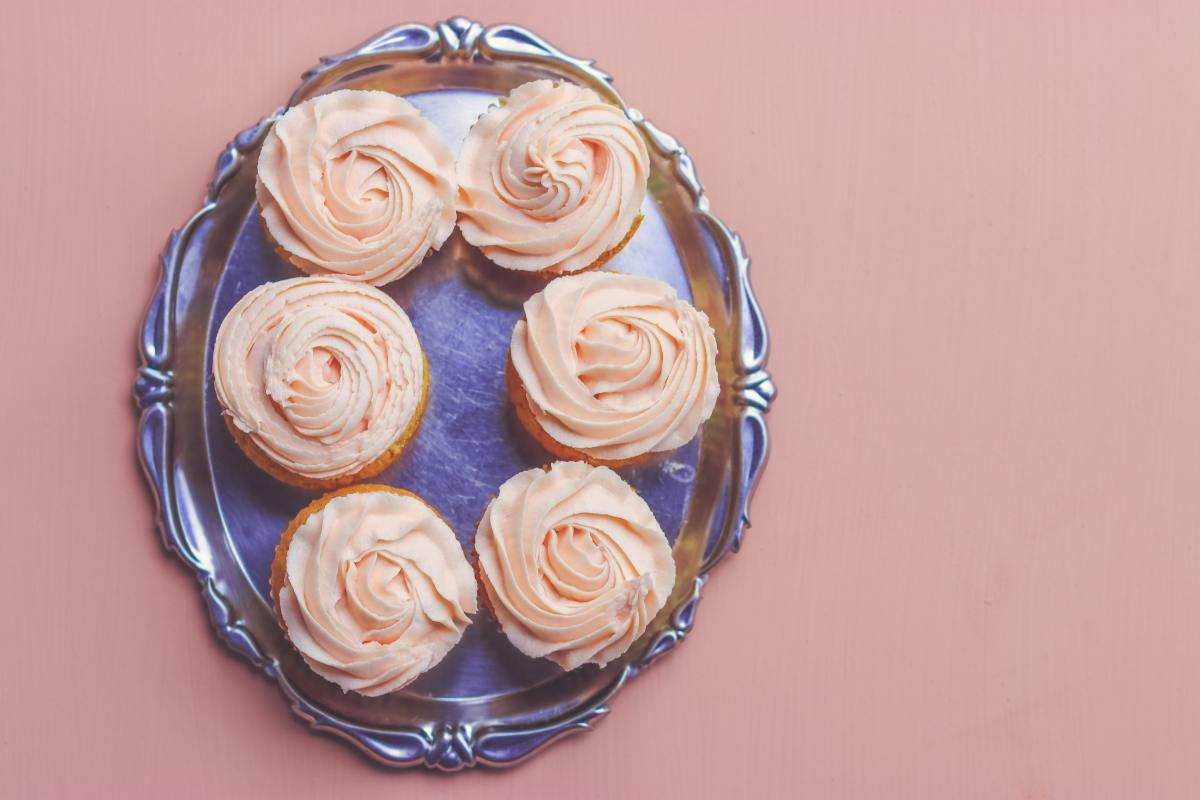 Baking is a productive way to indulge those cravings!