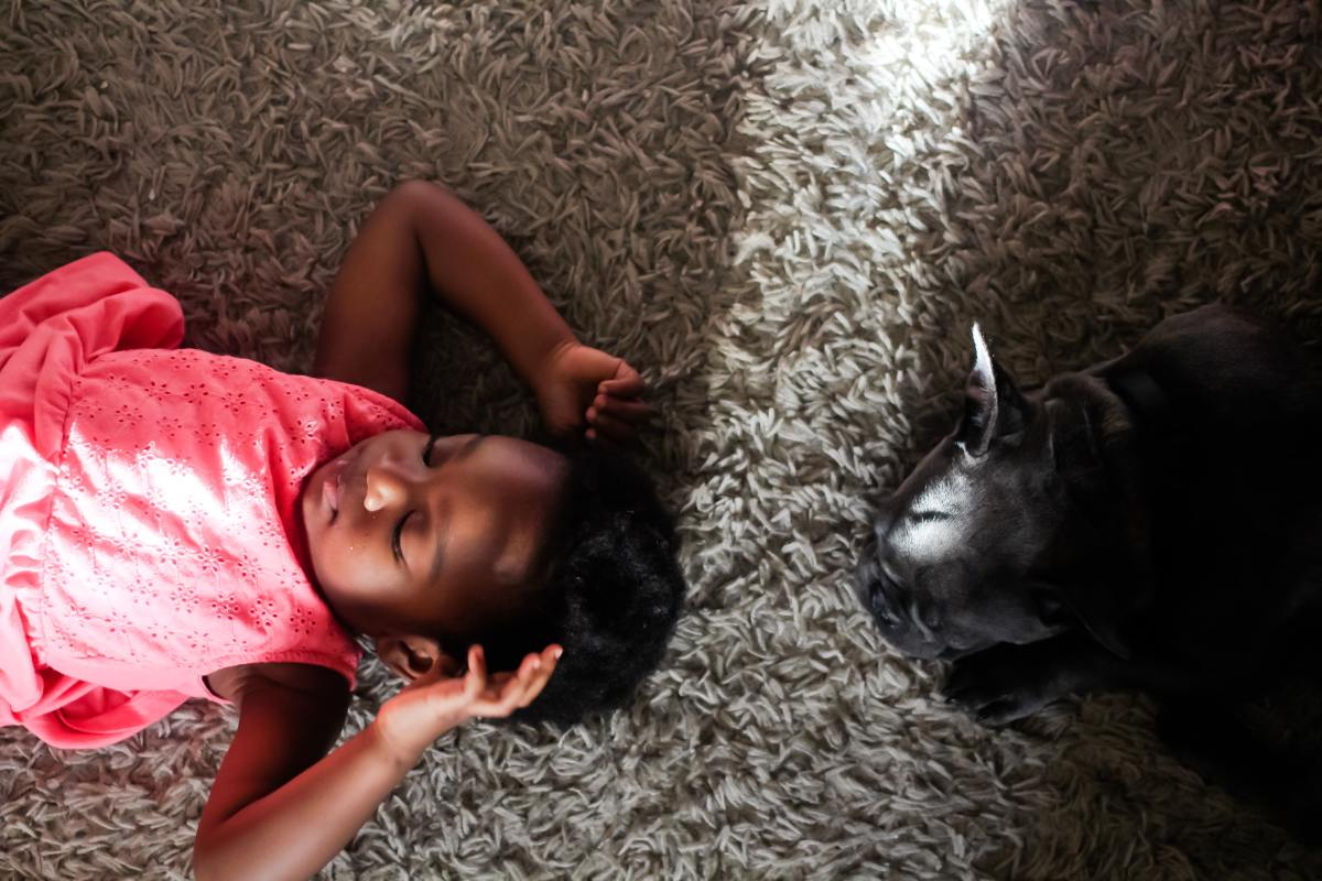 Respect your child's need for alone time, and give her a chance to relax and recharge.