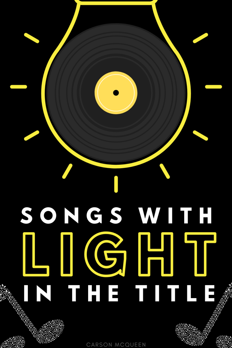 100+ Songs With Light in the Title