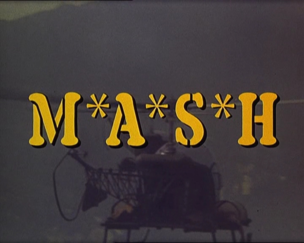 In 1974, M*A*S*H was one of the most popular TV shows.