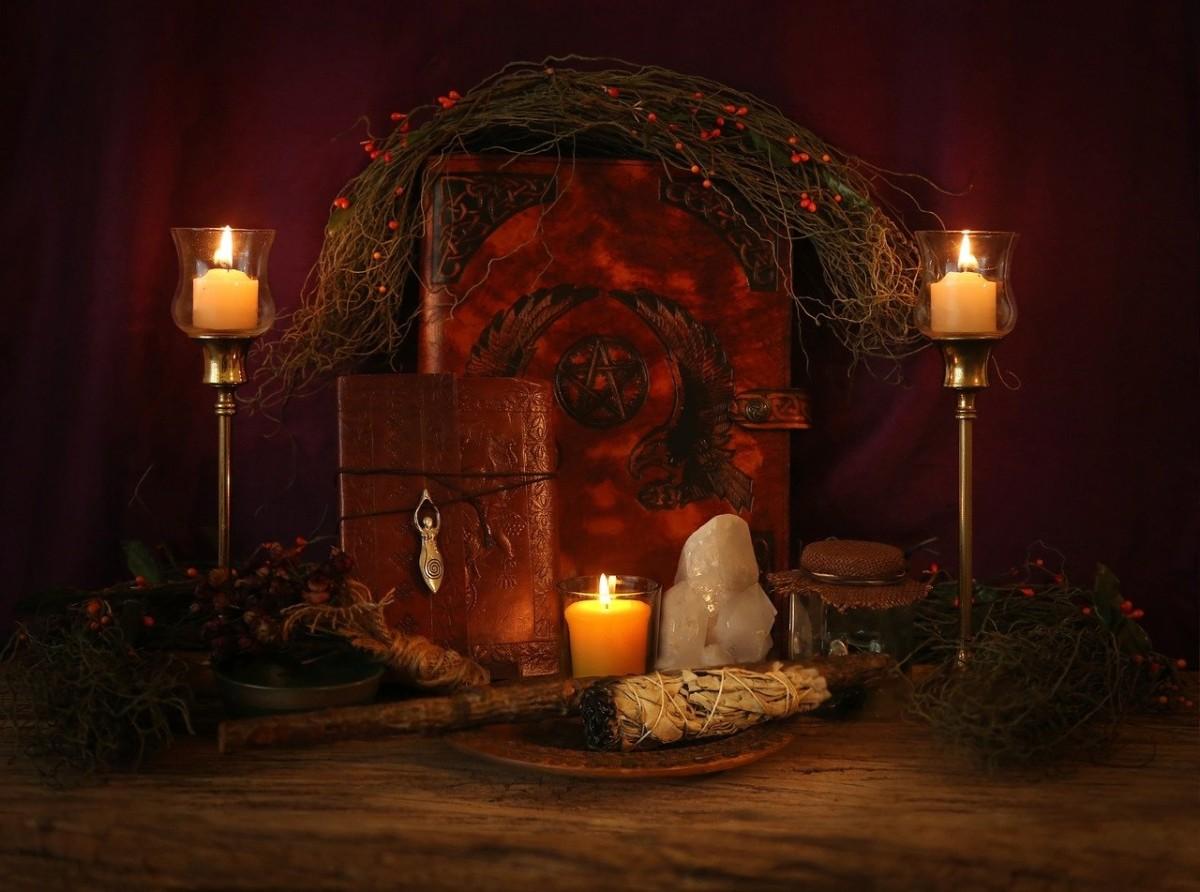 Magick Ritual