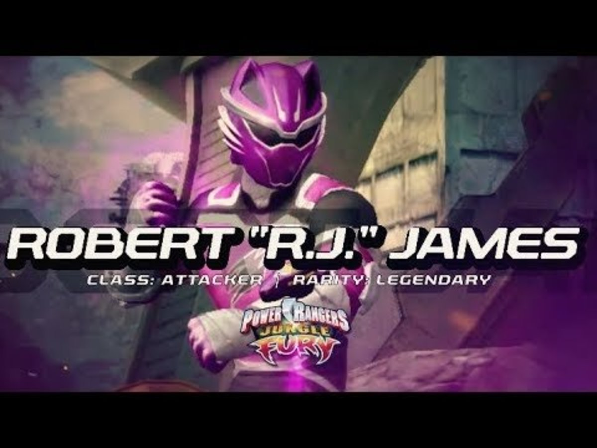 Robert James Legacy Wars