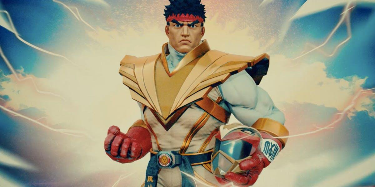 Ryu Ranger Legacy Wars