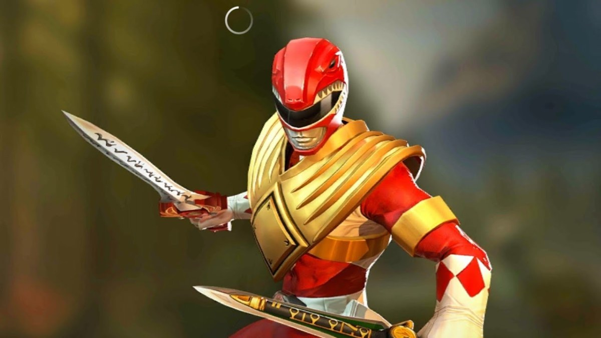 Dragon Shield Red Ranger Legacy Wars
