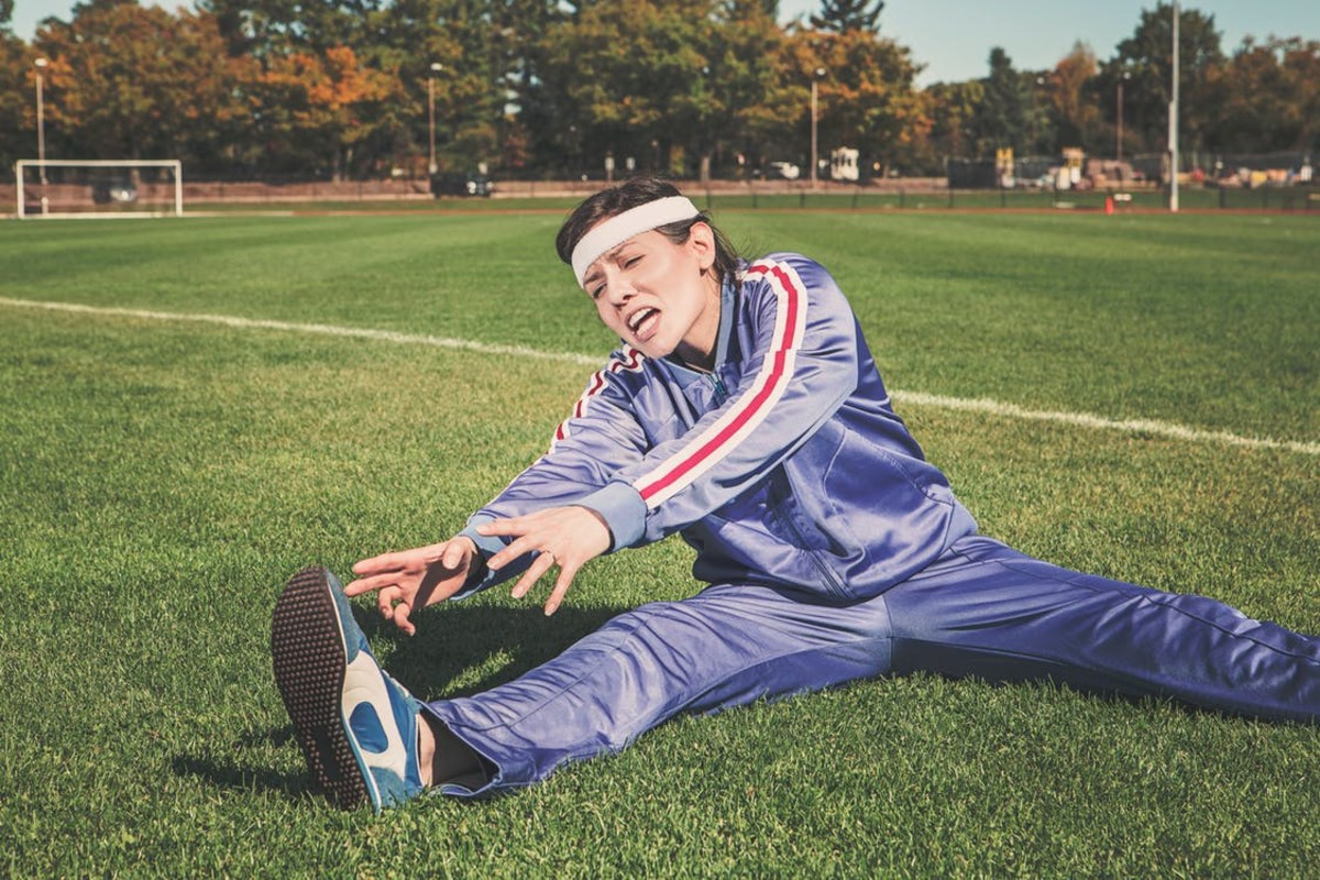 Some school systems find that the tracksuit is the most effective and most comfortable standard dress.