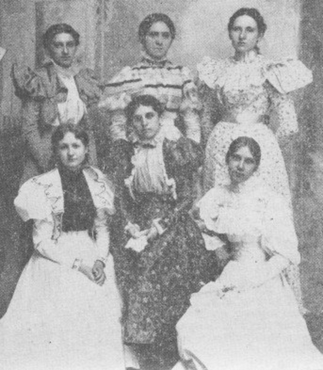a traditional view of all girl classes