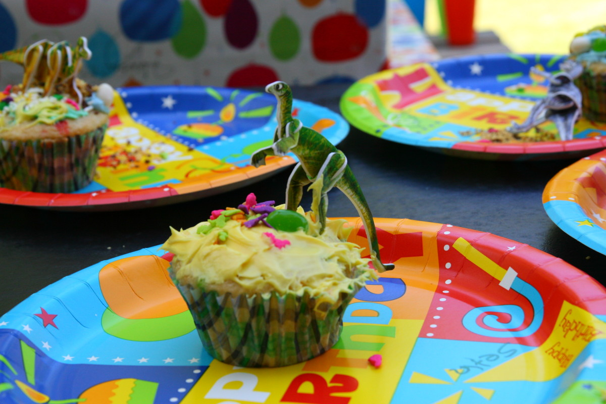 Dinosaur Birthday Party Ideas and Activities