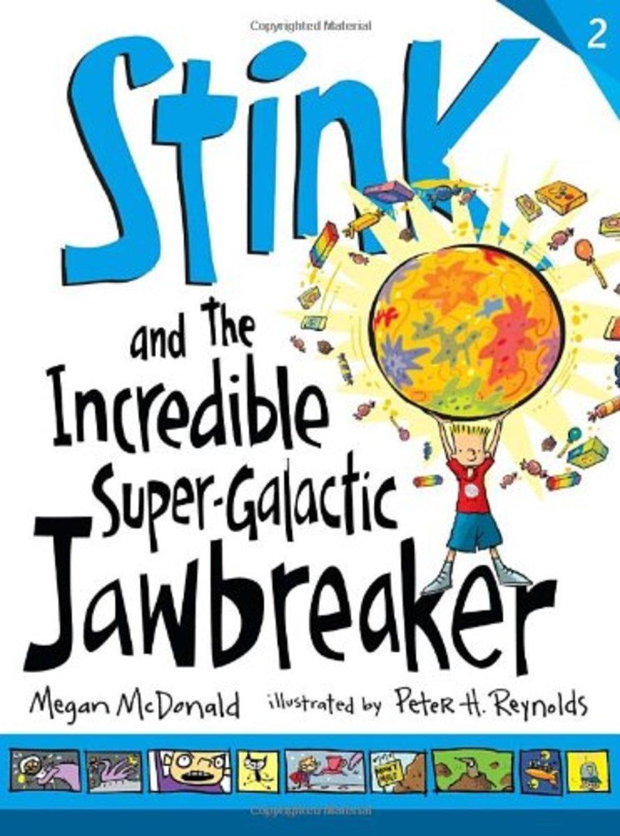 Stink and the Incredible Super-Galactic Jawbreaker by Nancy Krulik