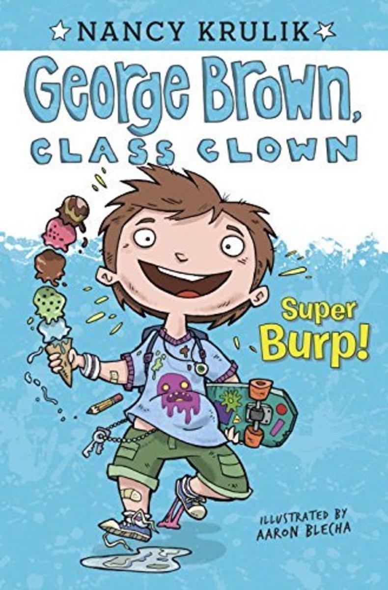 Super Burp by Nancy Krulik