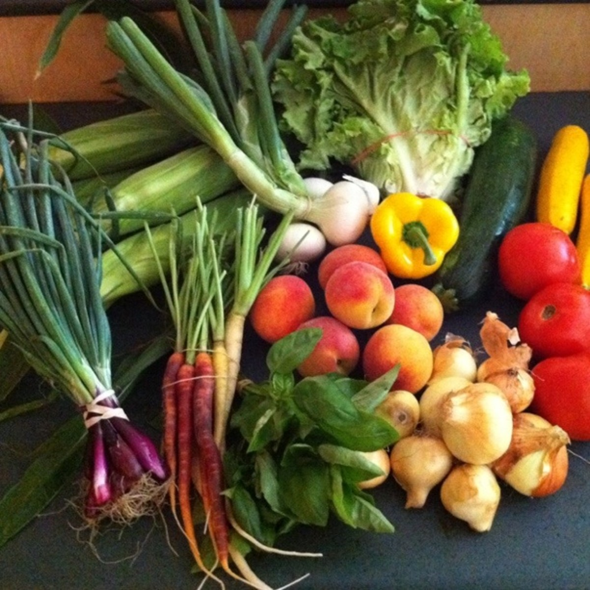 Plant a garden to grow your own delicious vegetables