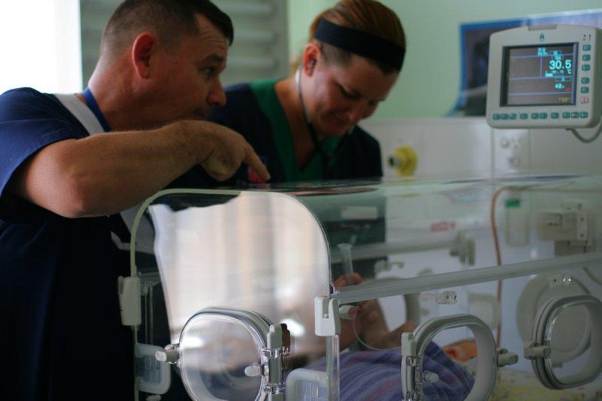 Neonatal nurses are the heart of the NICU.