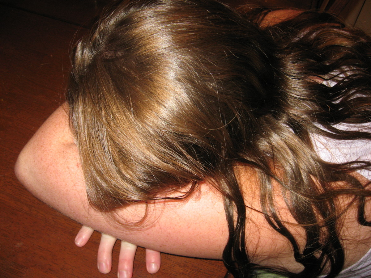 Signs of drug abuse might include depression and fatigue.