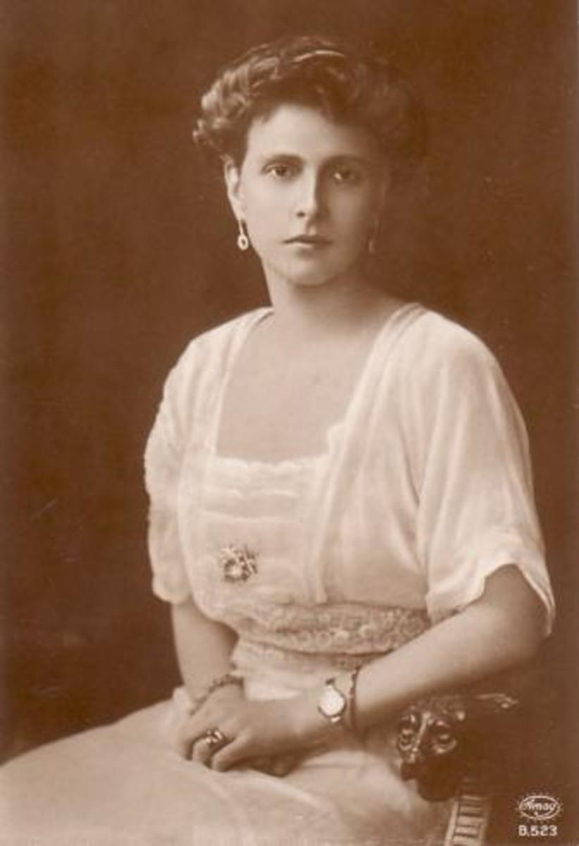 Princess Alice of Battenberg, later known as Princess Andrew of Greece, was the mother of Prince Philip, Duke of Edinburgh.