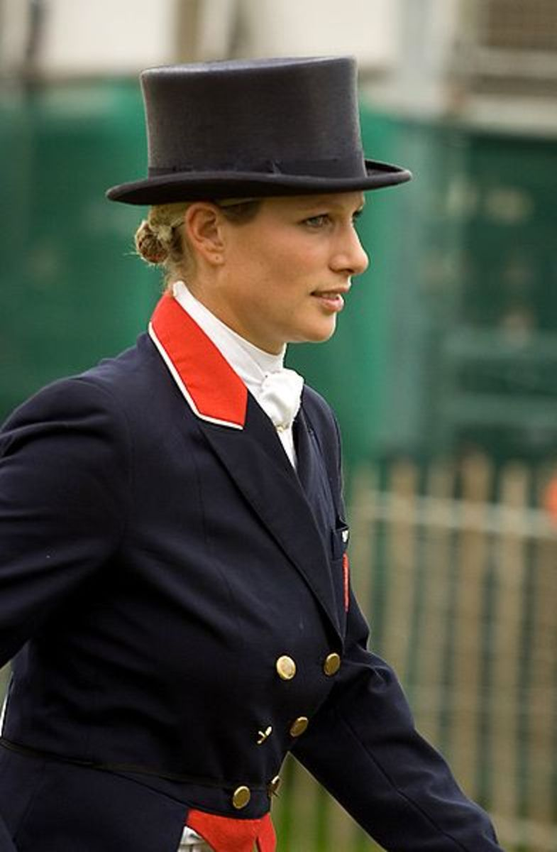 Princess Anne broke with tradition and named her daughter Zara.  Zara has no royal title; she is Mrs Zara Tindall.