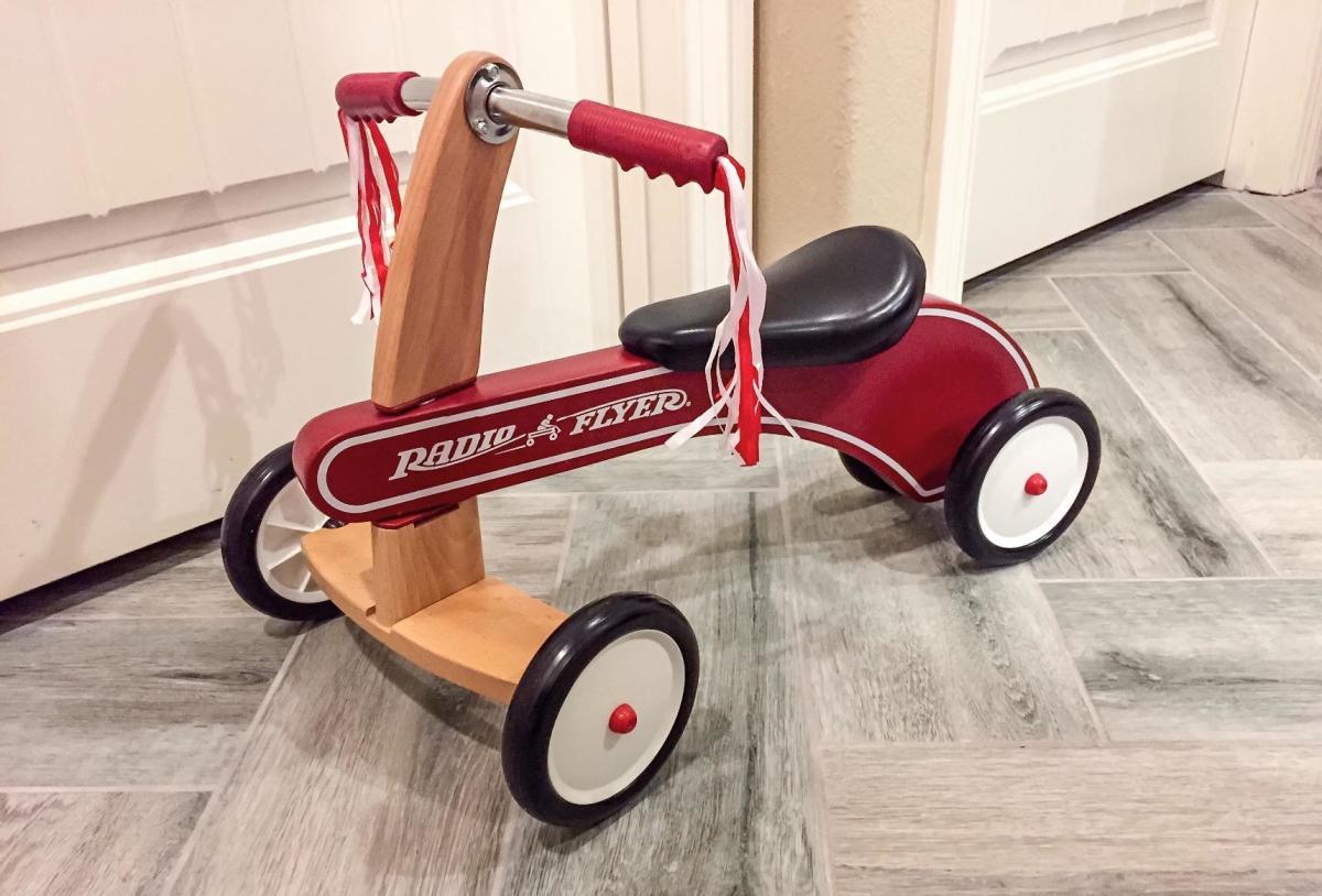 Radio Flyer Classic Tiny Trike
