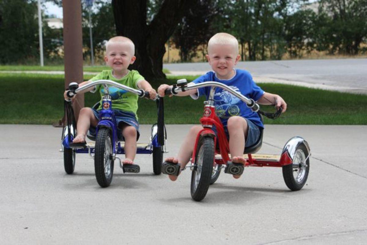 """Schwinn Roadster 12"""" Tricycle"""
