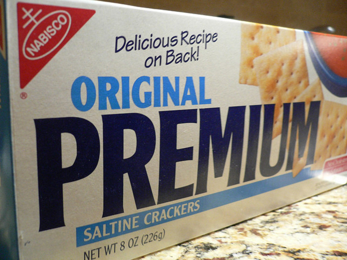 Saltine Crackers may help with morning sickness by putting something light on your belly. Just make sure you eat them plain, first thing in the morning.