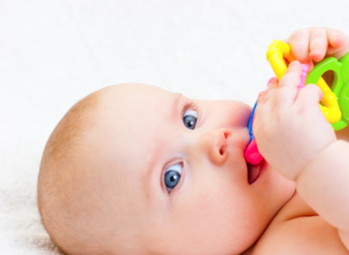 Teething and How to Ease the Pain