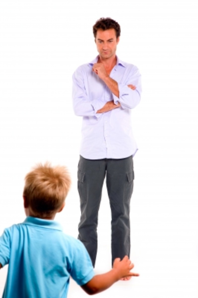Every time we interact with our children, we are modeling behaviors that they will learn.