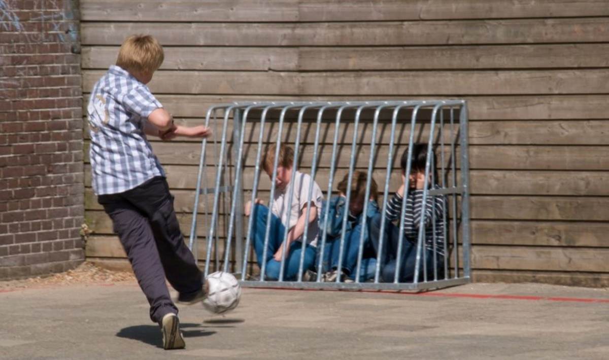 Today's schoolyard bully.  Tomorrow's criminal?  For boys, research suggests a link.