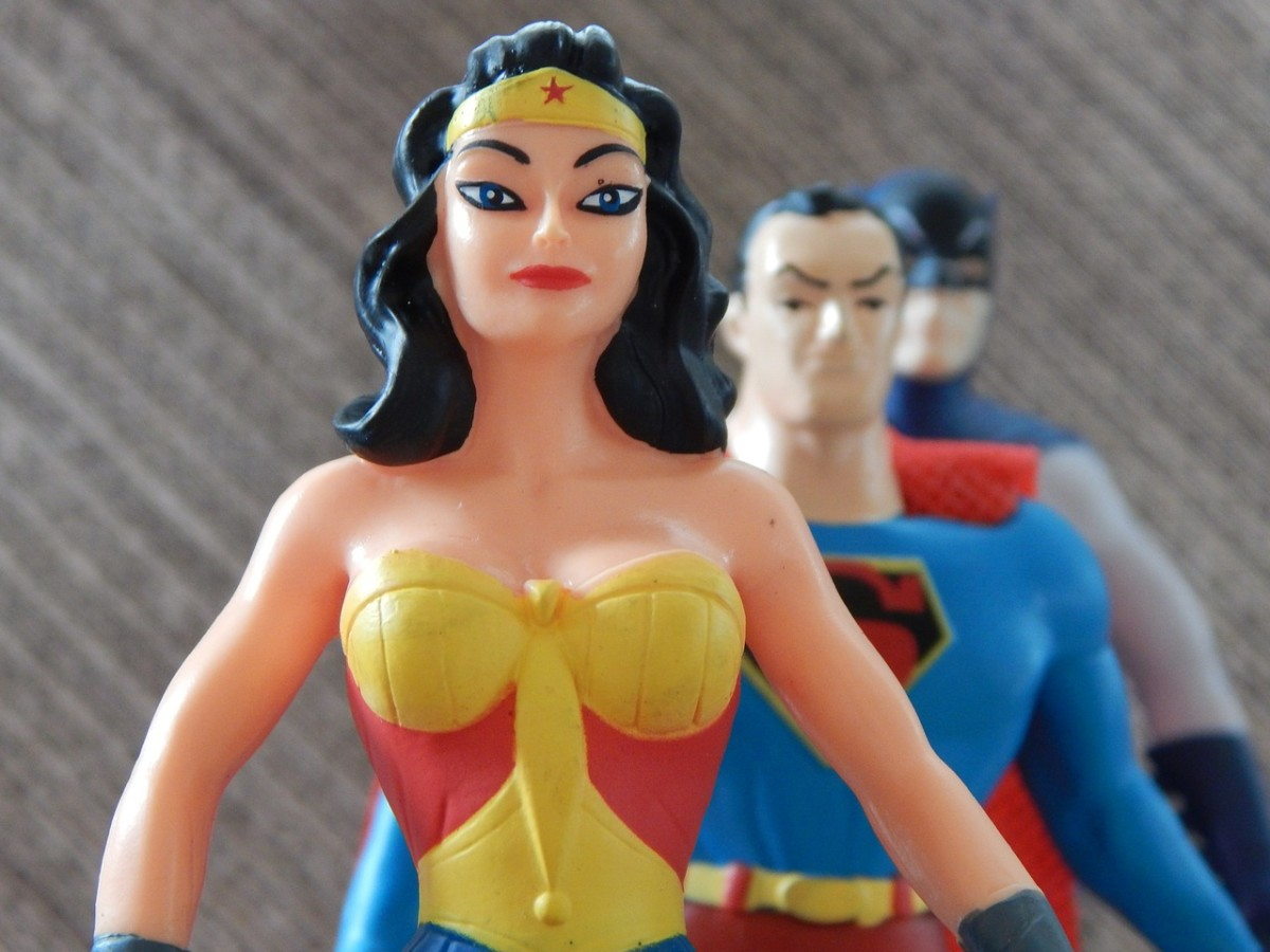 Slow down, Wonder Woman! You don't have to wear yourself out trying to be the perfect stepmom.