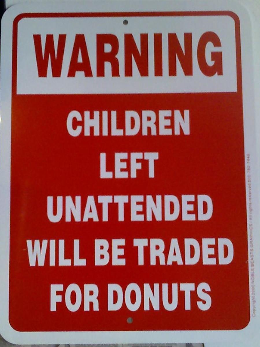 Oh, goody!  Krispy Kreme or Dunkin Donuts?